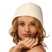 Полоска на голову (кашемир белый)