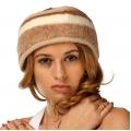 Полоска на голову (скандинавка бежевая)
