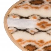 Согревающий пояс (меринос цветной)