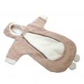 Детский конверт с рукавами тюлень (меринос /ангора)