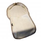 Детский конверт-трансформер (меринос / скандинавка бежевая)