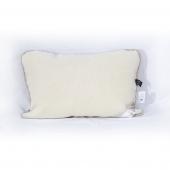 Подушка (меринос белый / фольклор)