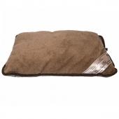 Подушка (верблюд / поликоттон акварель)