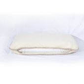 Ортопедическая подушка (белый кашемир)