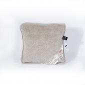 """Декоративная подушка """"Диванная"""" (серебр. верблюд / кашемир веточка)"""