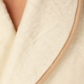 Халат мужской (кашемир белый)