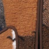 Мужской жилет (меринос заплатка)