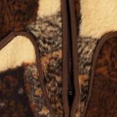 Женский жилет (меринос зима)