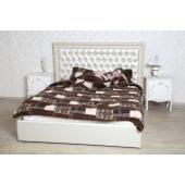 Двухслойное одеяло (меринос белый / зима)