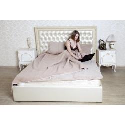 Двухслойное одеяло (лама)