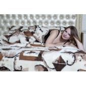 Легкое одеяло (меринос джерба)