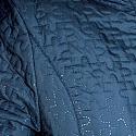 плащевка синяя