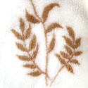 расцветка кашемир веточка